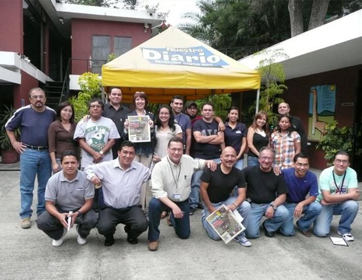 Nuestro Diario 2012